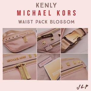 MICHAEL KORS Kenly Waistpack (Blossom)